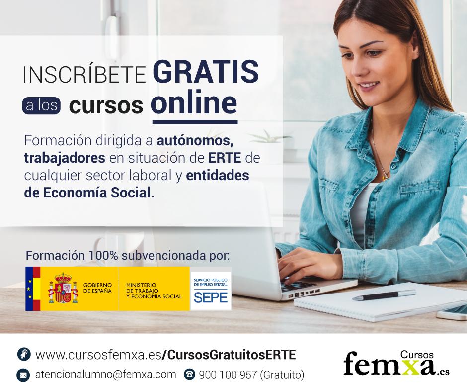 Cursos Sepe Formacion Online Gratuita
